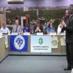 O advogado, Valdércio Branco denuncia, na Assembléia Legislativa do Ceará, abuso de autoridade na Prainha do Canto Verde. Durante a denuncia, um dospescadoresda localidade, tambémrelatou os conflitos que os moradores […]